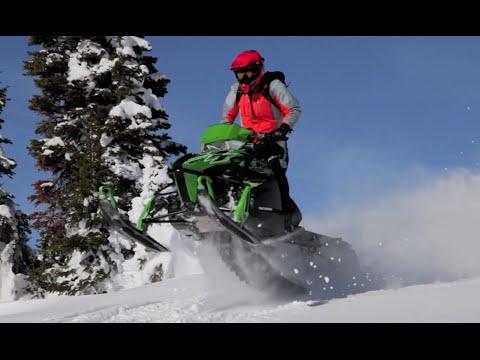 2015 Arctic Cat M6000 Sno Pro Review