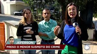 Caso Jeferson: polícia prende amigo suspeito de matar o jovem