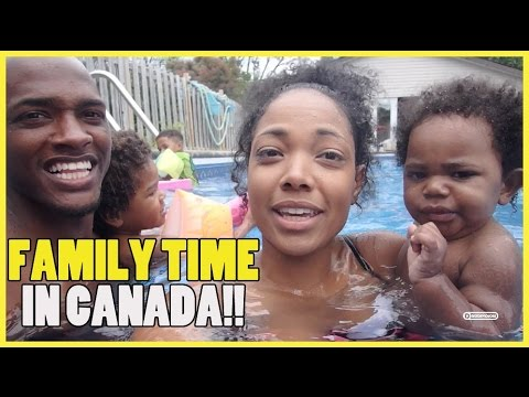 FAMILY TIME IN CANADA