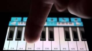 Piano  мелодія з Küçük Sırlar