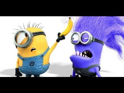 Evil Minion Wants Banana Clip video