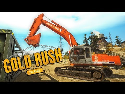 Gold Rush First Look Gameplay