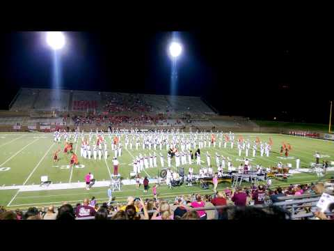 Plano Senior High School Band - October 3, 2012