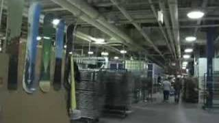 Burton Factory Tour