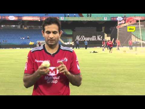 MasterClass: Irfan Pathan gives tips on reverse swing