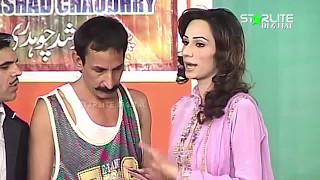 Best Of Iftikhar Thakur New Pakistani Stage Drama Full Comedy Funny Clip