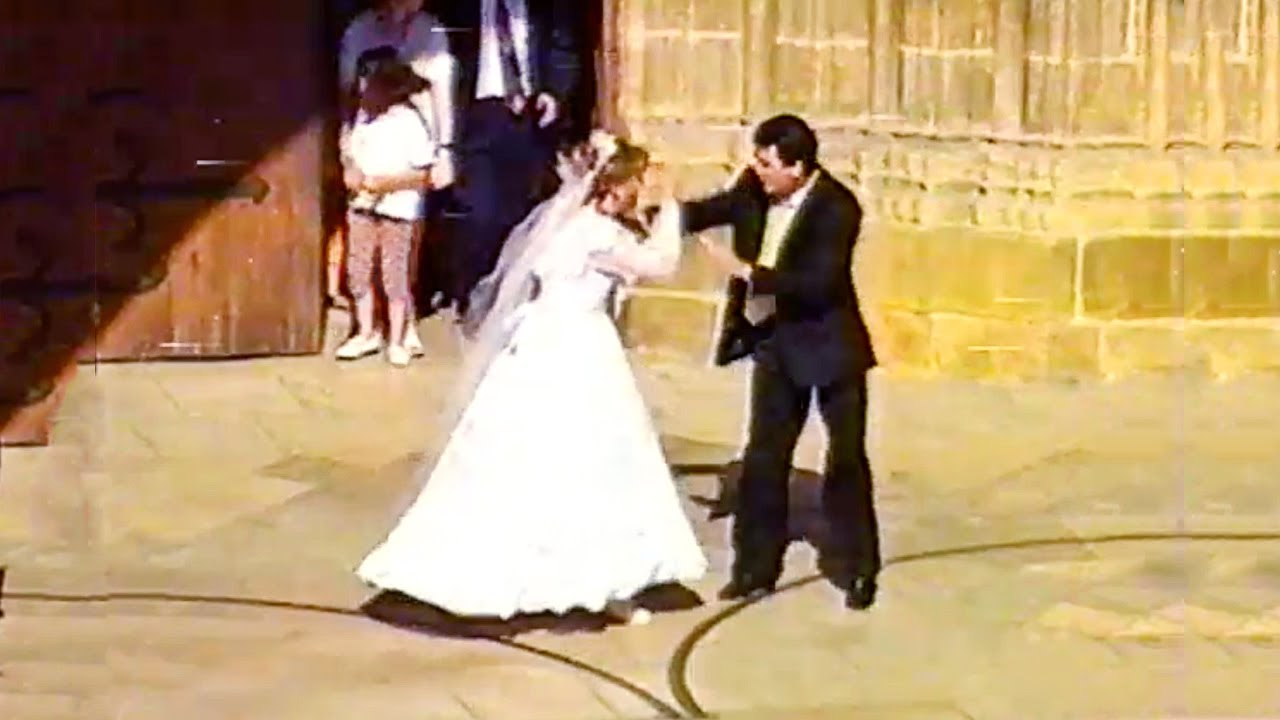 Bride and Groom Fight  - Funny and Crazy