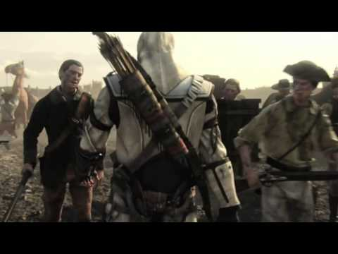 Assassins Creed 3 : Linkin Park - In The End (Music Video Clip...