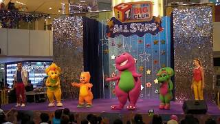 Barney & Friends Live! - United Square Shopping Mall, Singapore