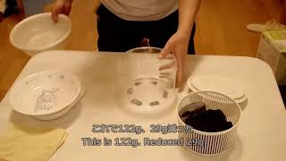 水切り器で下着を脱水(Use a Salad Spinner to Dry Clothing)