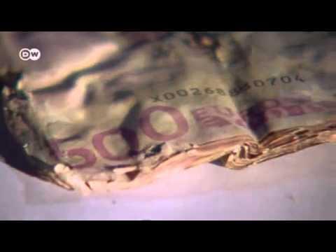 فن ترميم النقود واكتشاف الإحتيال  | صنع في ألمانيا