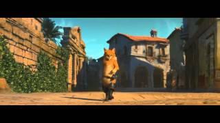 Kocour v botách (2011) - trailer