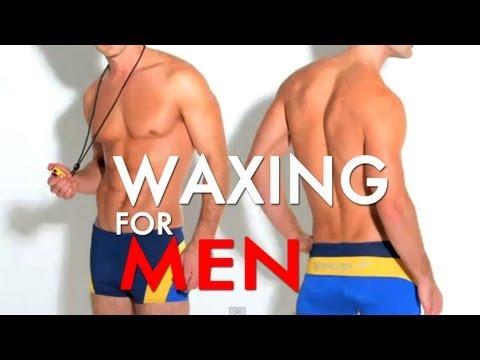 Waxing: Sack & Crack (Beauty & Grooming Guru)
