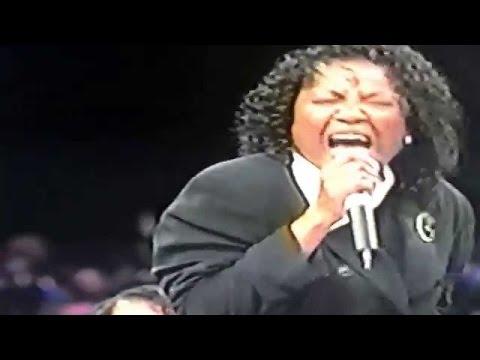 Juanita Bynum Celebration Of Victory At Faith Dome Dr. Fred Price/Bishop Blake