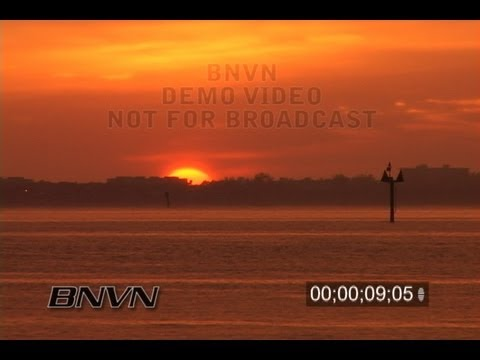 7/27/2006 Sarasota, FL Sunset Video