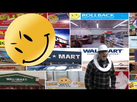 Shoppers Of Walmart - Pitbull Don't Stop The Party Parody By Ssm (sloppy Secondz Music) video