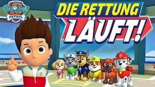 Paw Patrol (Deutsch) Die Rettung läuft - Kinder Spiel App für iPad, iPhone