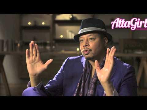"""Terrence Howard talks Taraji P Henson & more on set of """"Empire"""""""
