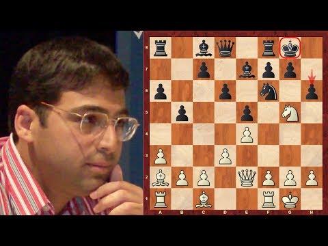 A stunning piece sacrifice! : Viswanathan Anand vs Wesley So : Gashimov Memorial (2015) : Round 5