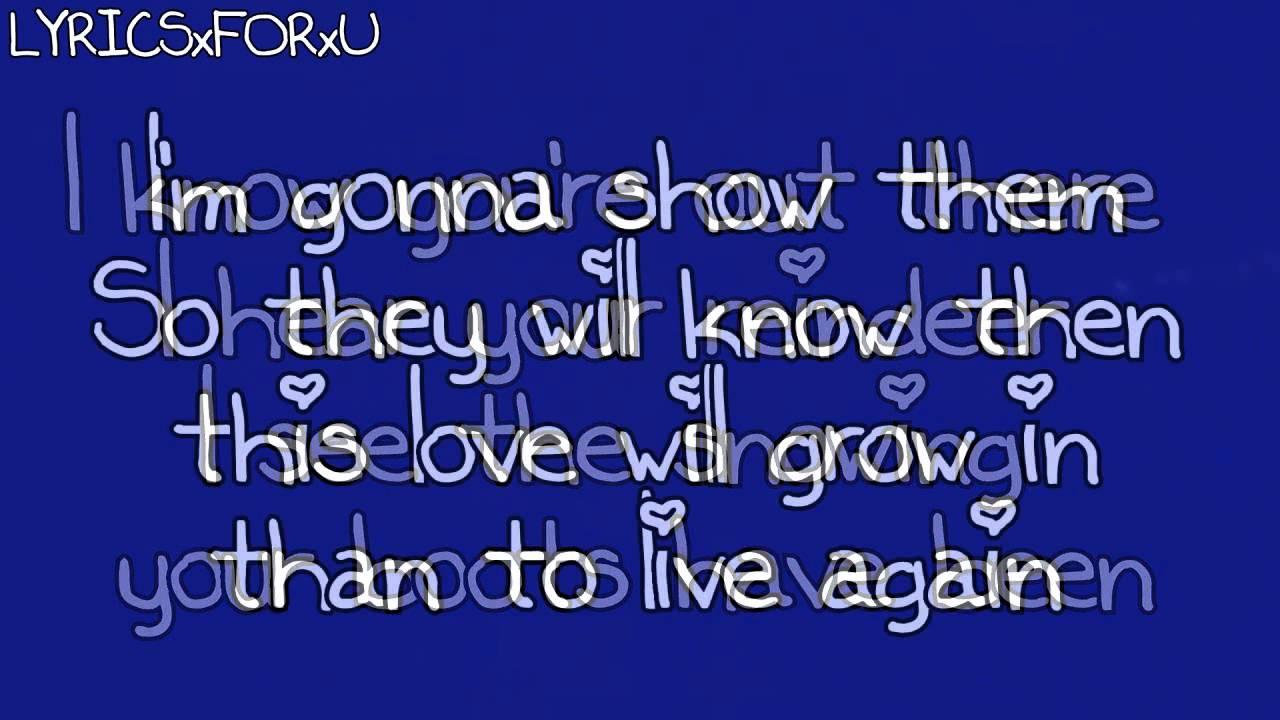 Train - Shake up Christmas | Lyrics On Screen | HD - YouTube