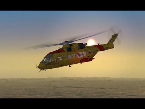 AgustaWestland EH101 FSX