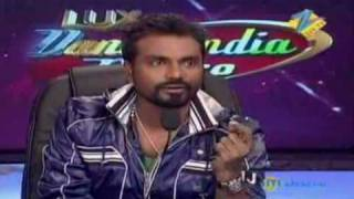 Lux Dance India Dance Season 2 Jan. 23 '10 - Dharmesh