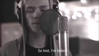 Faded - Bars and Melody Cover Version - Lyrics / Songtext