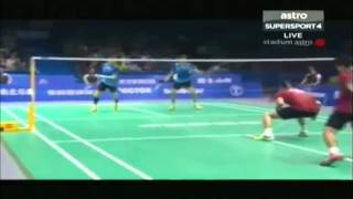 Dong Feng Citroen Badminton Asia Championships 2015 Men Double Final
