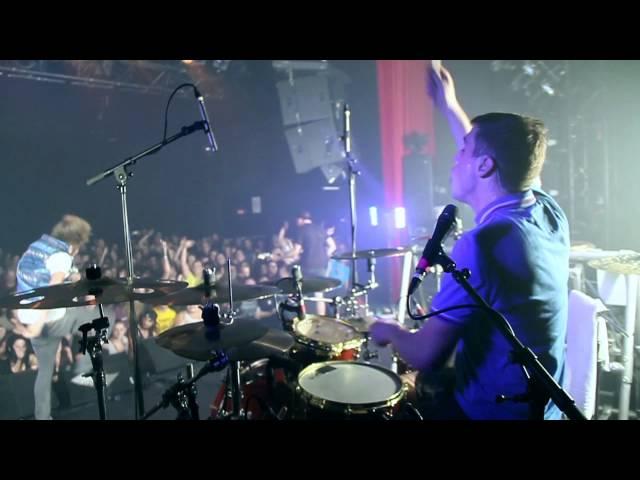 ENTER SHIKARI - Warped Tour Europe 2013