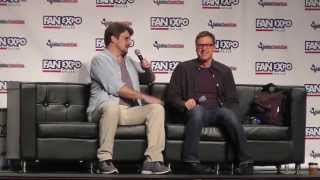 Dallas Comic Con - May 2015 - Nathan Fillion / AlanTudyk