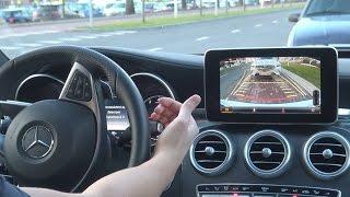 2016 Mercedes C Park Itself? C Class Mercedes Park assist Active PARKTRONIC Assist w Camera Sensors