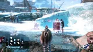 Assassin's Creed III - E3 2012_ Domination Multiplayer Gameplay (Cam)