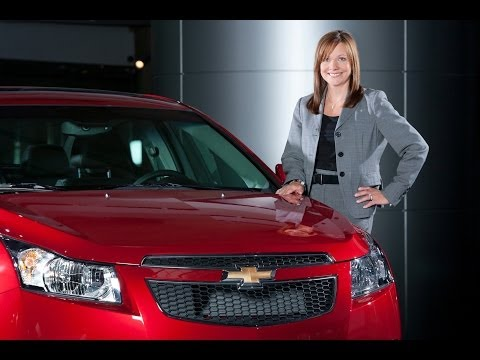 GM's First Female CEO Paid Half Of Last Male CEO's Salary - News By The Numbers