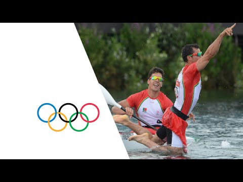 Canoe Sprint Kayak Double (K2) 1000m Men Finals Full Replay - London 2012 Olympic Games