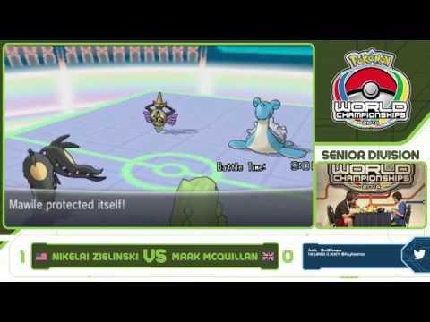2014 Pokémon World Championships: VG Senior Finals