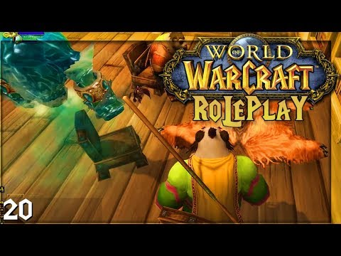 Kneipentour - WoW Roleplay - #20 - Balui + Baasti - World of Warcraft