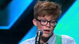 Download Lagu Perfect Ed Sheeran cover from young Archie - The X Factor NZ on TV3 - 2015 Gratis STAFABAND