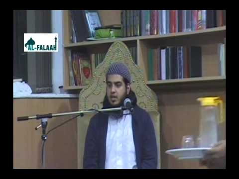 The Heritage of Muslim scholars | By Shaykh Anss Rashid | Paisley road west masjid |
