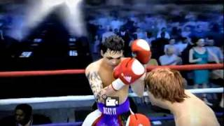 FIGHT NIGHT CHAMPION - MICHAEL JACKSON VS JUSTIN BIEBER 2