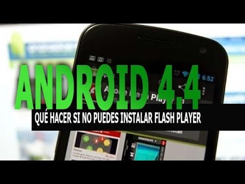 ¿Cómo ver videos flash en Android 4.4 sin instalar el plugin?... Puffin Web Browser