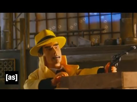 [adult swim] : Robot Chicken - Dick and his chip