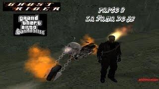 Gta San Andreas - Ghost Rider: El Vengador Fantasma Parte 2 La Fama De Jb (Pelicula) (English Sub)
