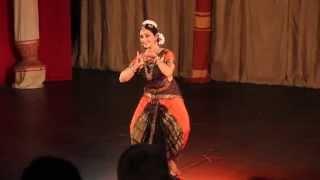 Bharatanatyam performance...