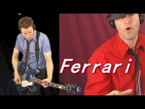 Key To Her Ferrari - Thomas Dolby cover