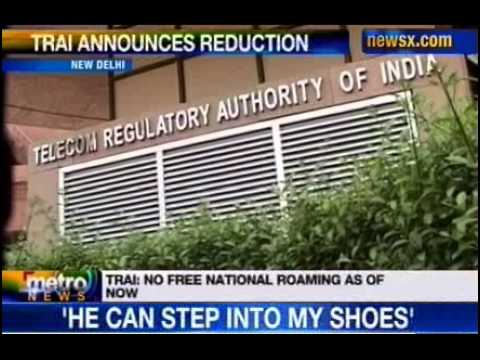 NewsX: Fall in roaming charges