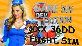 Game Dev Tycoon: Erotic Games- Stickin' it to Ninvento With our XXX 36DD's