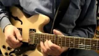 Epiphone Es339 - Blues Demo