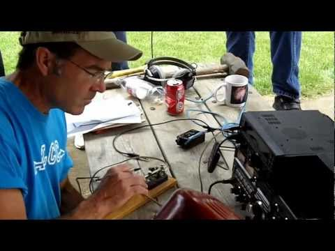 Field Day 2011  Video  Albert Lea & Austin Amateur Radio Clubs
