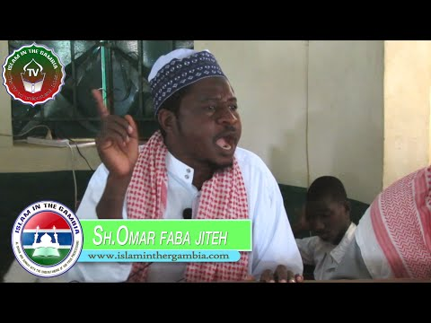 Ruling & importance of Ramadan: By Sheikh Omar Faba Jiteh