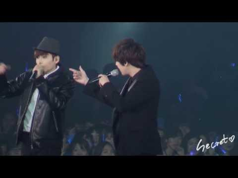 131228 Sm Week Super Junior treasure Island - 죽일 놈 (규현) video